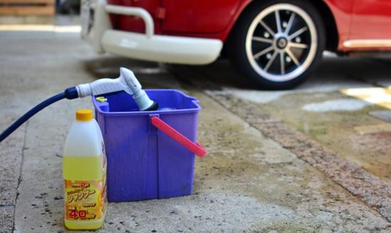 手洗い洗車会員
