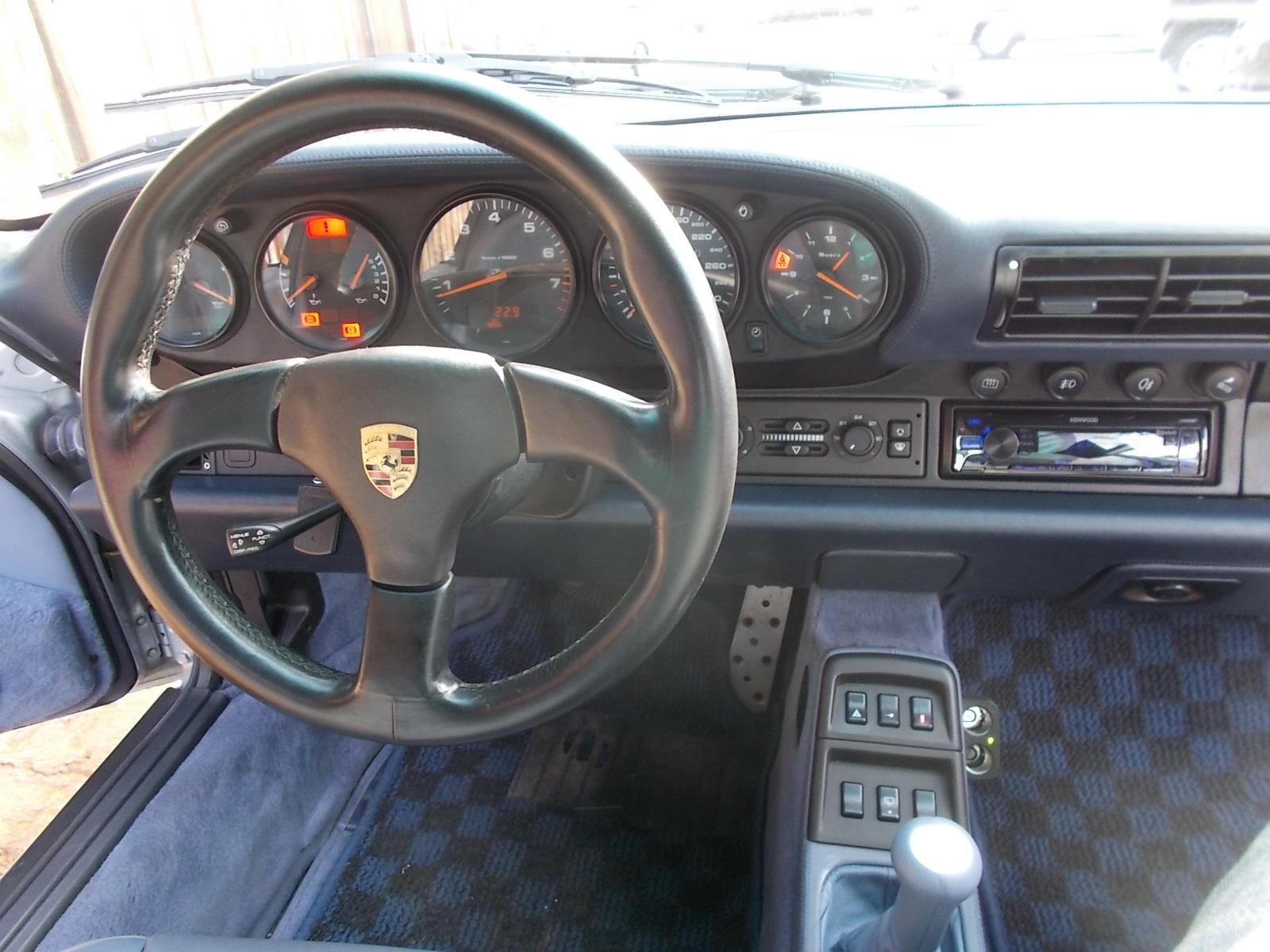 ポルシェ911(993)ターボ4WD